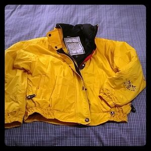 Obermeyer ski jacket - NWOT size 12 Yellow
